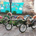 Rengarenk Umutlar Derneği - Çocuklar (Bisiklet)