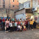 Rengarenk Umutlar Derneği - Çocuklar (Bahçede)